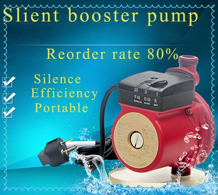 Automatic Home Booster Water Pump Never Sell Any Renewed Pumps Hot