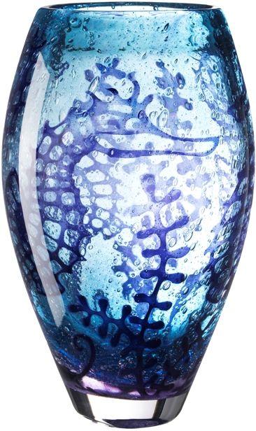 Vase of Sea Grass from the Carolina Shore