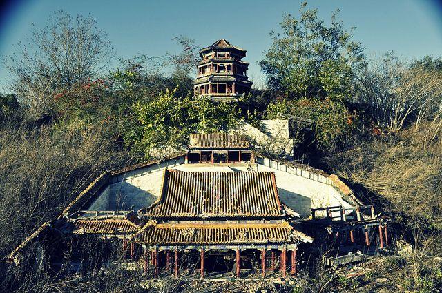 Splendid China. Abandoned Florida Theme Park in Kissimmee, Florida