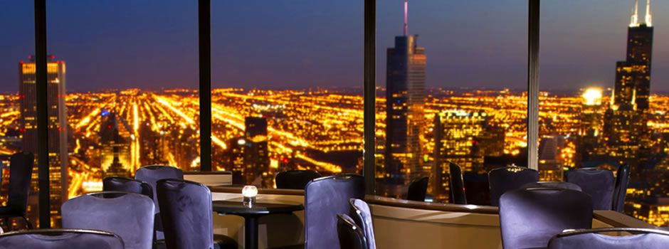The Signature Room at the 95th, 875 N. Michigan Ave | Dining Out for ...