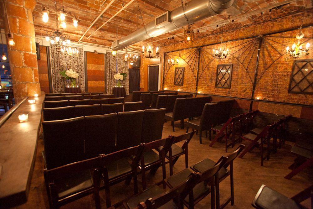 We Love Rebar In Dumbo Brooklyn With Its Funky Vintage Atmosphere