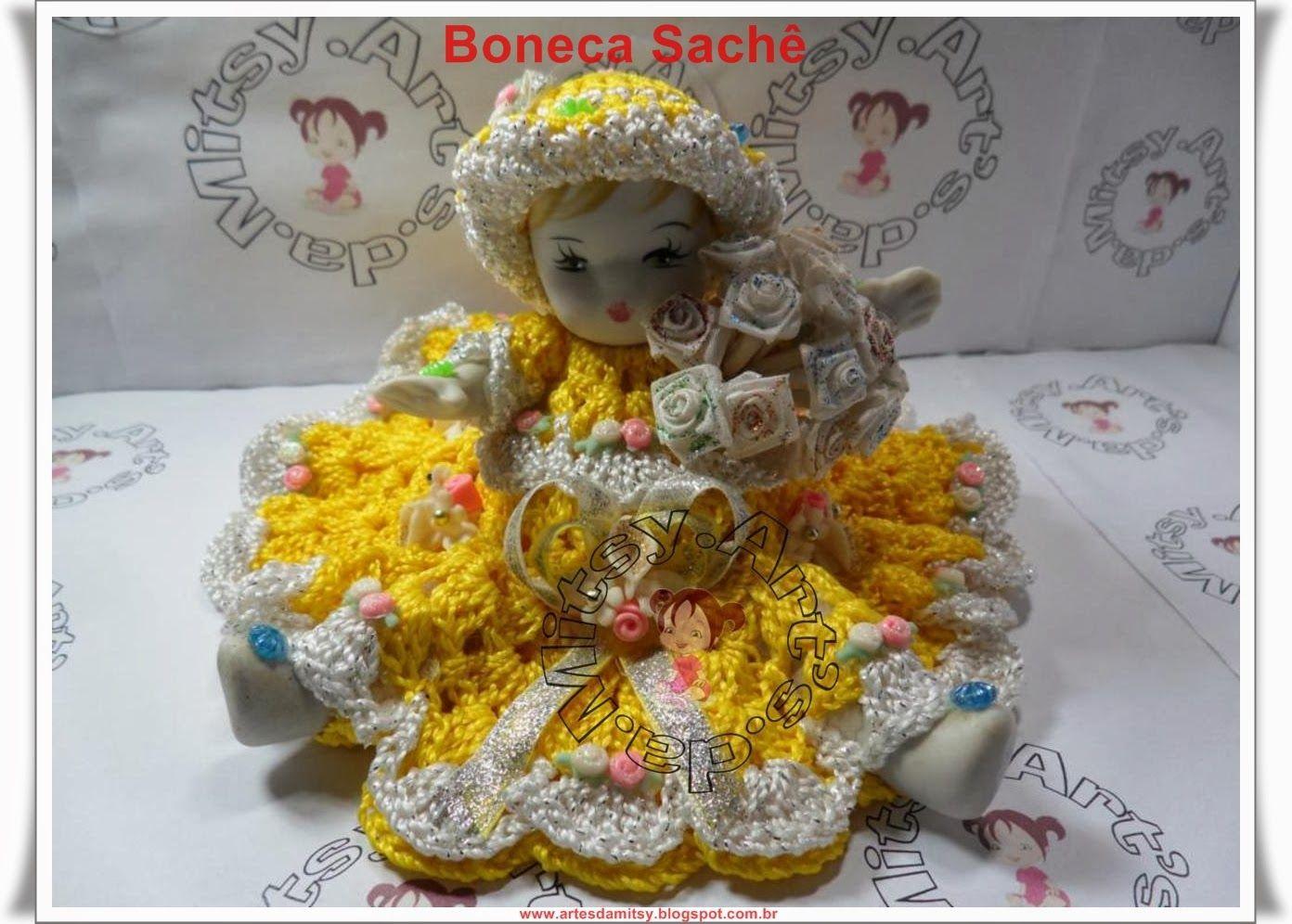 ARTES DA MITSY: Bonecas de Crochê  http://artesdamitsy.blogspot.com.br/2014/02/link-para-o-curso-gratuito-da-boneca.html