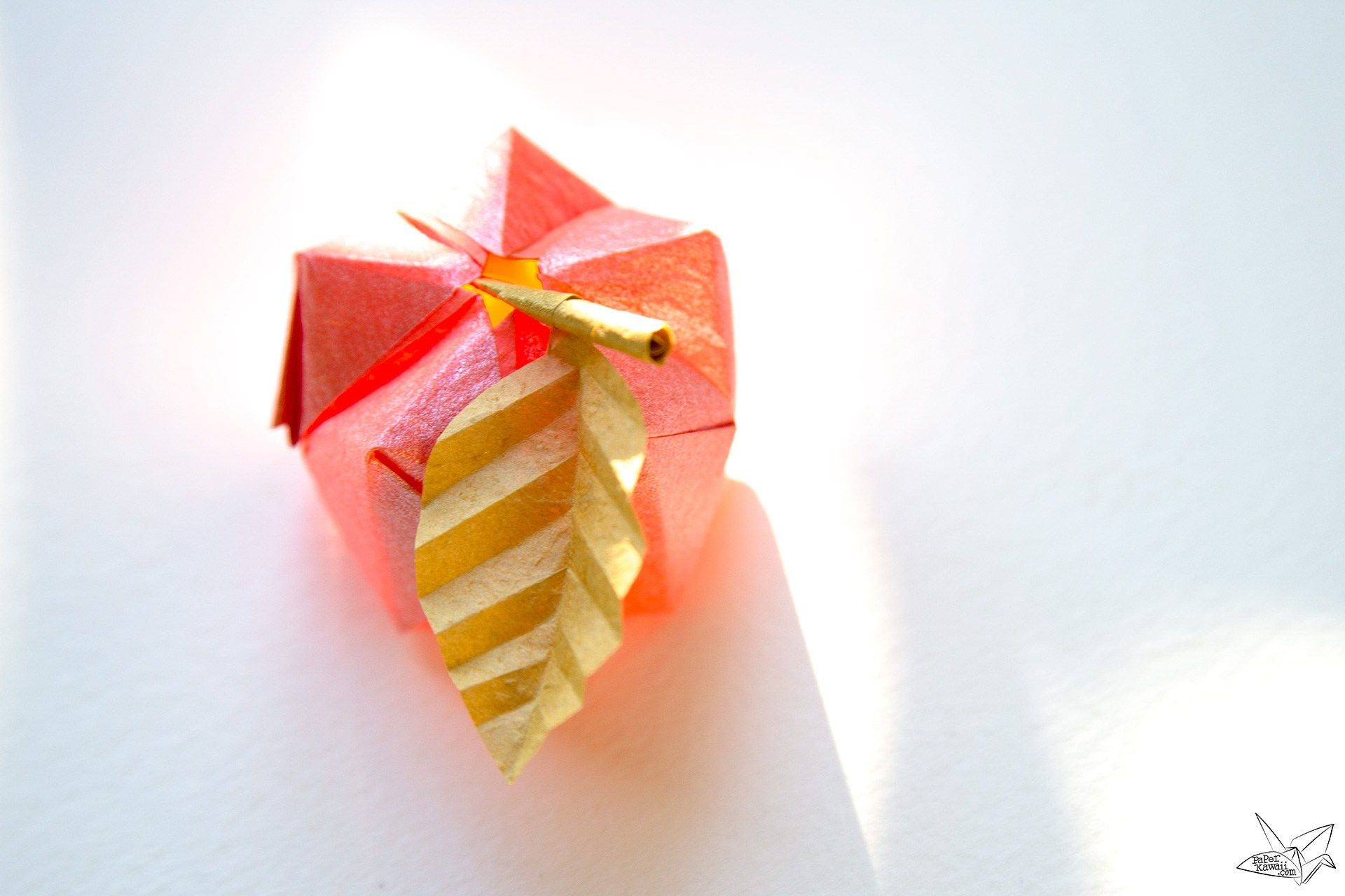 3d Origami Lotus Tutorial Fresh How To Make Flower And Bud 3d
