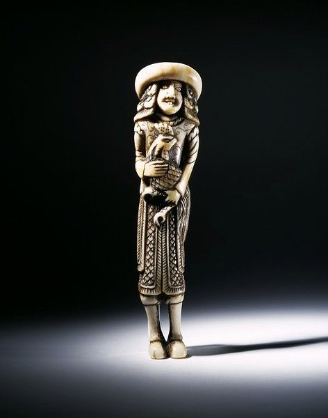 Netsuke   V Search the Collections