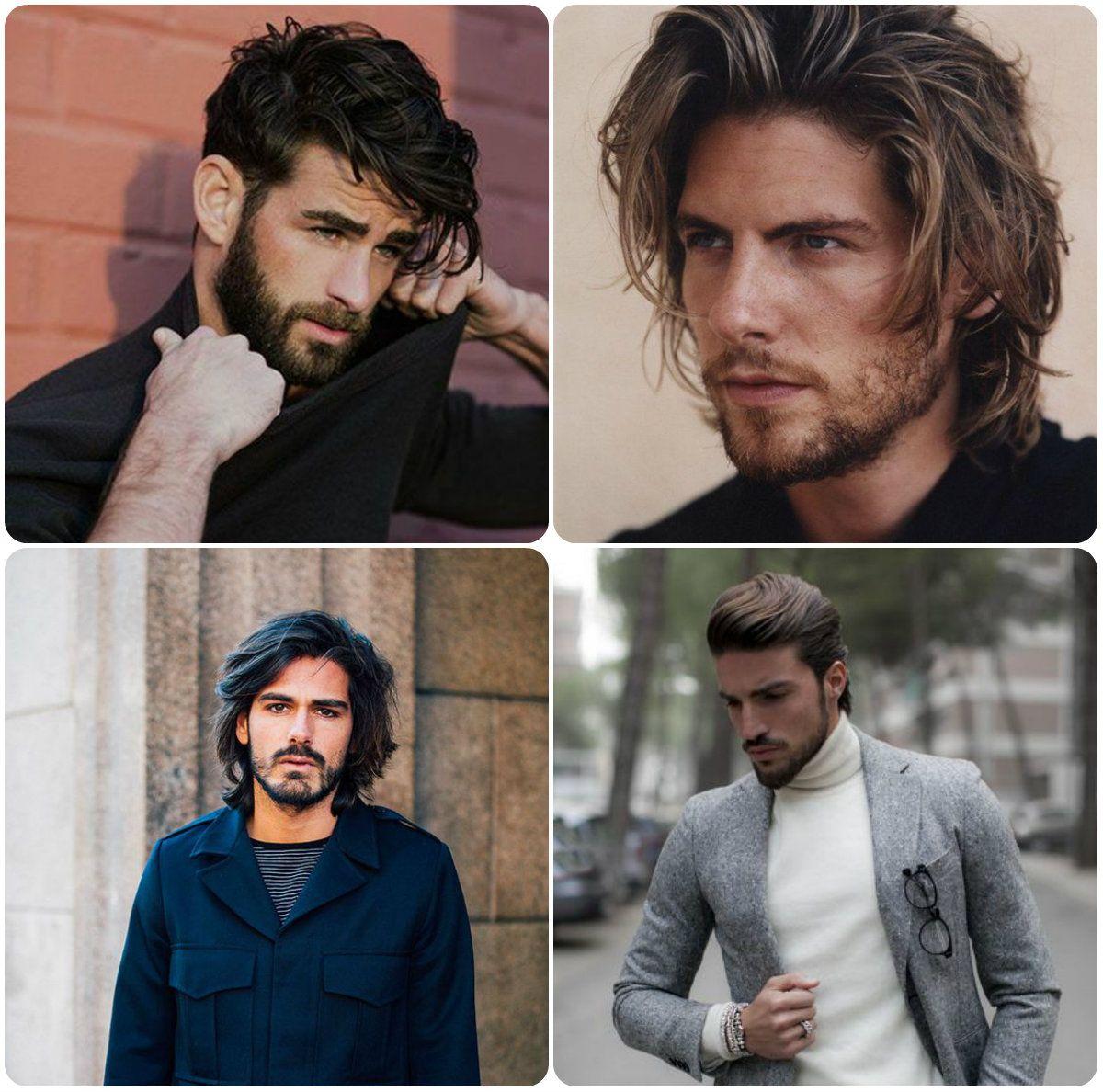 coiffure homme 2017 quelles tendances coiffure homme cheveux mi longs et mi long. Black Bedroom Furniture Sets. Home Design Ideas