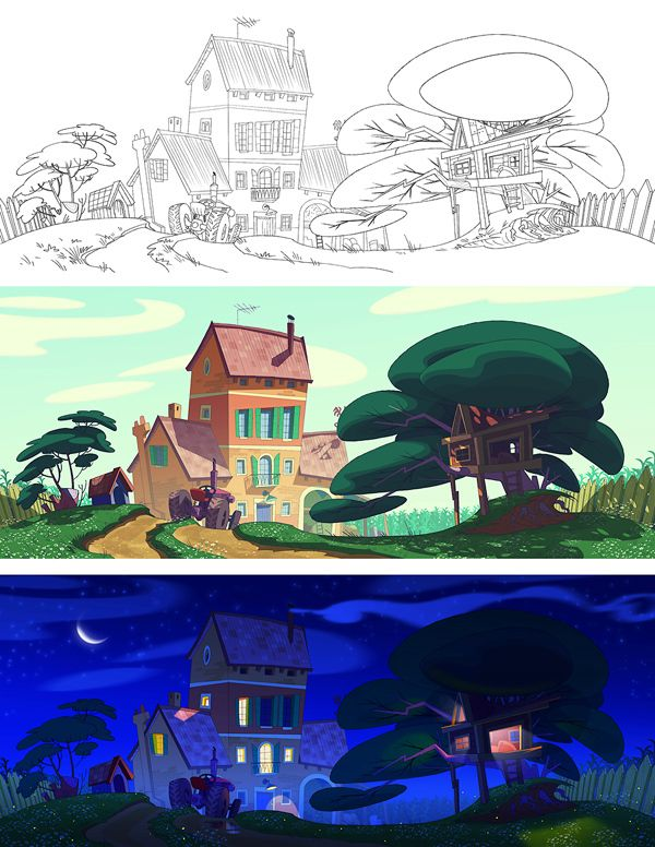 Pin By Sara Penco On Backgrounds Art Background Animation Background Environmental Art