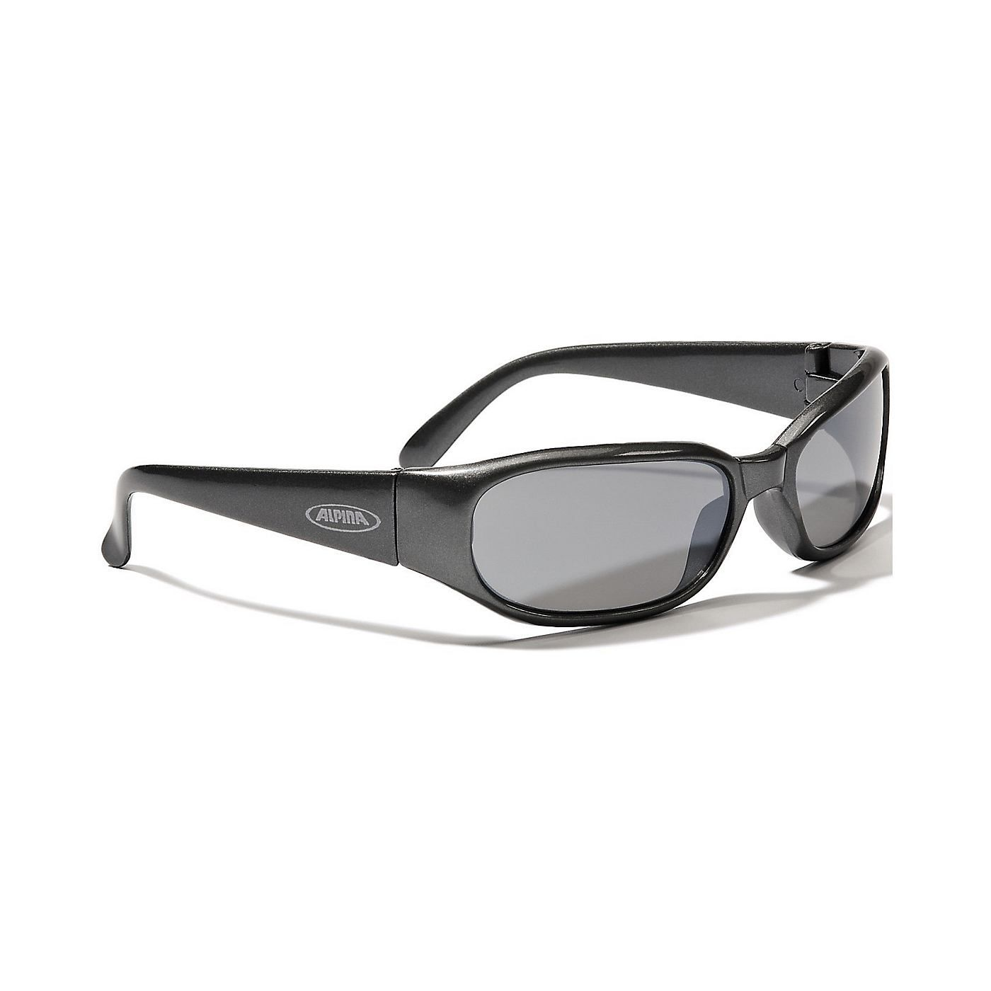ALPINA Kinder Sonnenbrille ZILLY. Ob auf dem Fahrrad, am Strand oder in den Bergen die Augen der Kinder sollten immer gut vor Zugluft und Sonne geschützt werden.  Diese ALPINA Kinder Sonnenbrille ZILLY hat die folgenden Besonderheiten:  - bruchfest - 100% UV-A,B-,C-Schutz bis 400 nm - innen hartbeschichtet - außen verspiegelt - absorbiert Infrarotstrahlen  Die Sonnenbrille Zilly ist passend für...