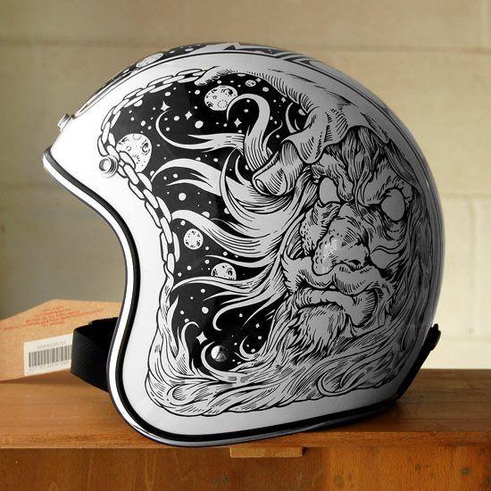 Awesome Helmet Design Helmet Paint Designs By The Vnm Custom Motorcycle Helmets Helmet Paint Motorcycle Helmet Design