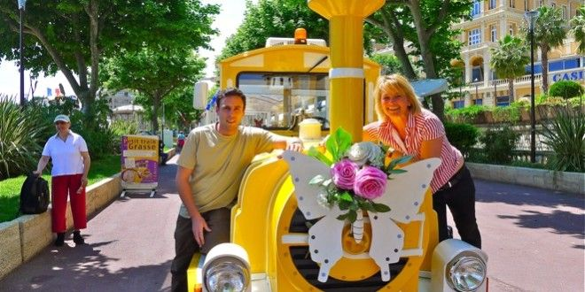 20, Le Petit Train, Grasse, InvitartBlog