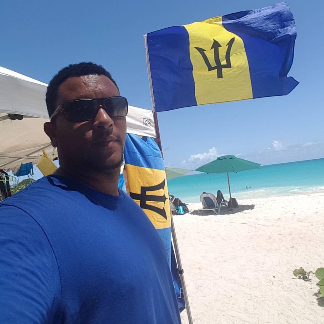 Mr Delicious Barbados Flag Mr Delicious Barbados