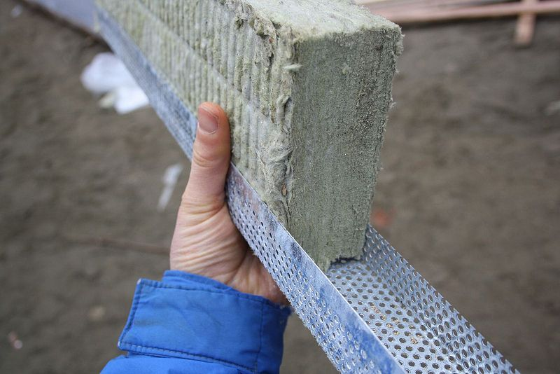 Roxul mineral wool we chose to use 2 inch thick for 2 mineral wool insulation
