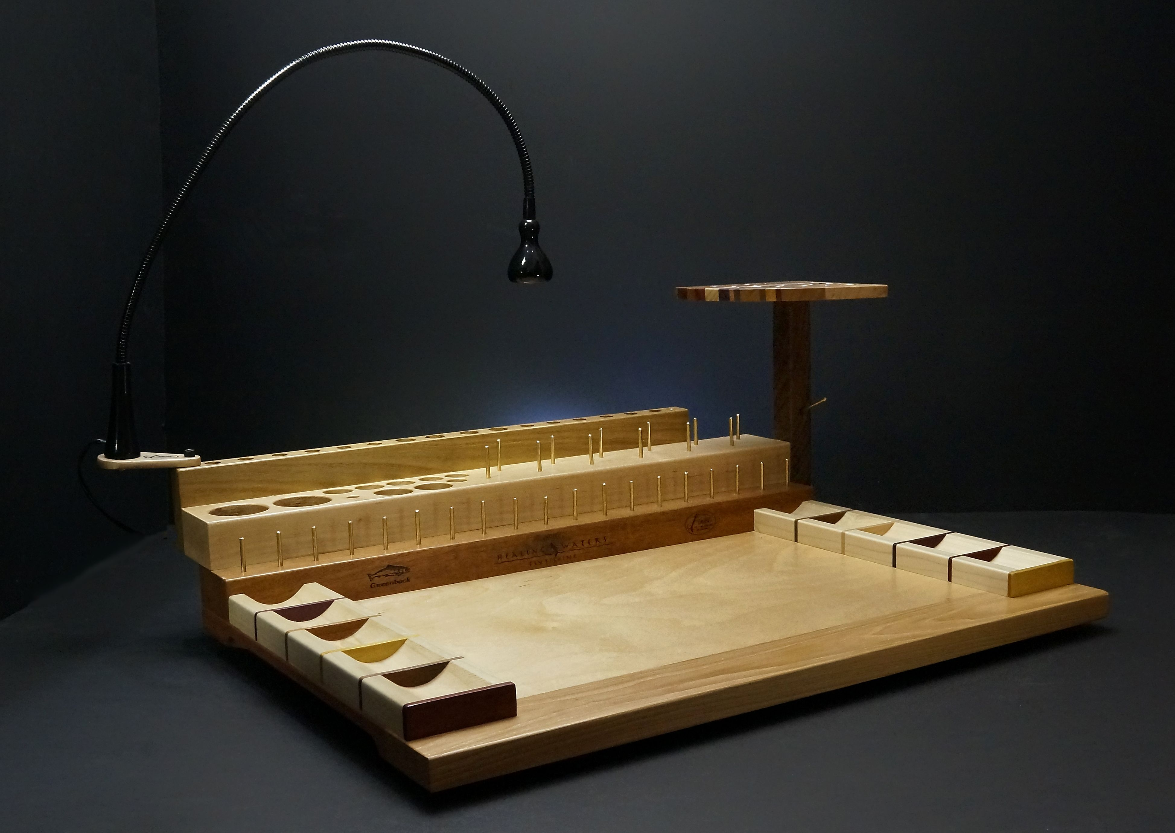 Fly Tying Desks And Benches - Fly tying desk