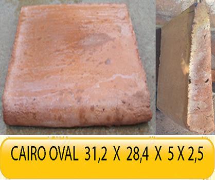 CAIRO / TOBA OVAL #construcció #construcción #ceramica #rehabilitació #rehabilitación #reformes #reformas