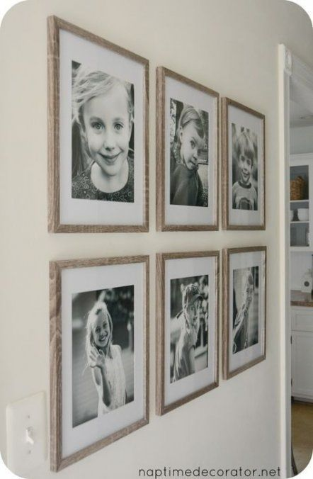 Super Wall Collage Hallway Entry Ways 36 Ideas #wallcollage