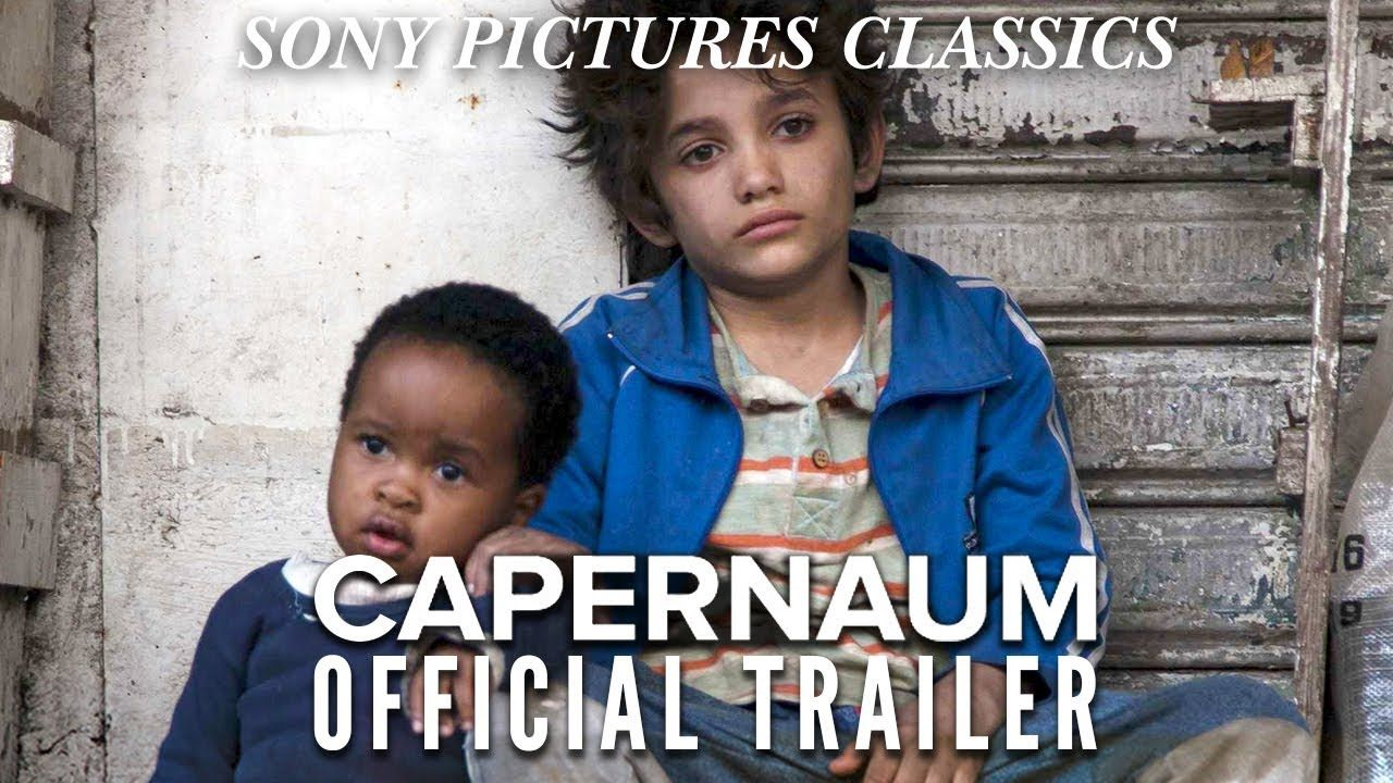 Capernaum Official Trailer In Select Theaters December 14 2018 New Movies Out Best New Movies Sony Pictures Classics