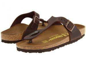 3829ff94e62c Birkenstock Gizeh Oiled Leather (Habana Oiled Leather) Women s Sandals