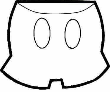 Molde llavero 1 mickey  3a10d9906ea