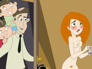 Kimpossible porn video, mature anal stockings
