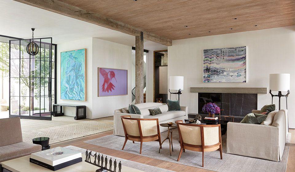Best Modern Elegance In La's Brentwood In 2019 Residential 400 x 300