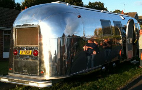 For Sale In The Uk Europe Airstreams