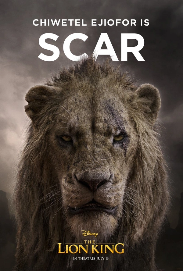 11 Character Posters For Disney S Live Action The Lion King El Rey Leon Pelicula Rey Leon El Rey Leon