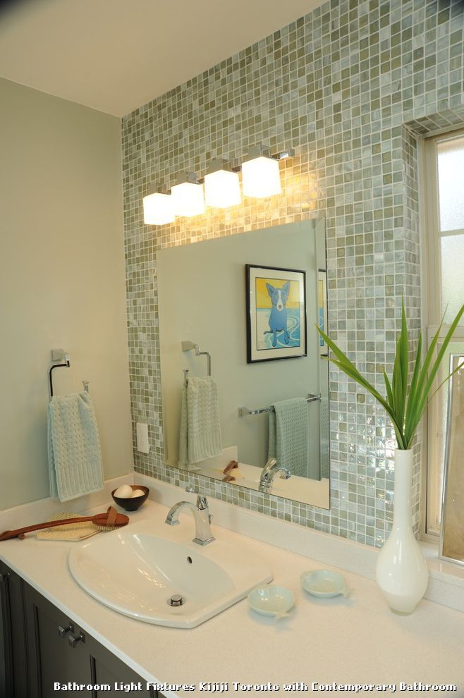 Bathroom Light Fixtures Kijiji Toronto with Contemporary Bathroom ...