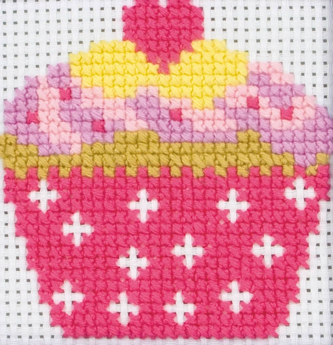 Blog Post - What To Look For In A Beginner's Cross Stitch Kit - 21/03/2013 - Past Impressions