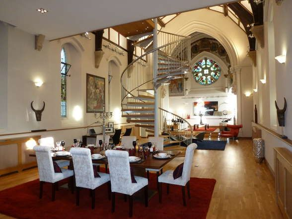 churches converted to houses - google search | houses | pinterest