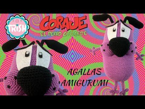 Amigurumi Crochet Personajes : Agallas amigurumi crochet fÁcil youtube amigurumis