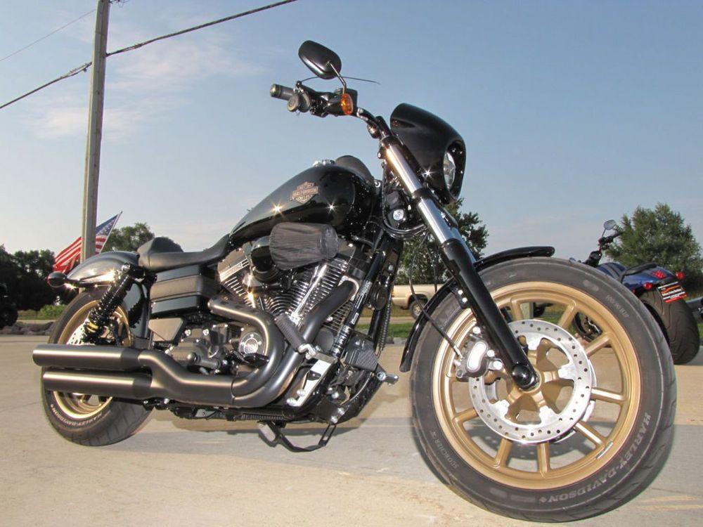 Harley-Davidson: Dyna LOW RIDER S FXDLS