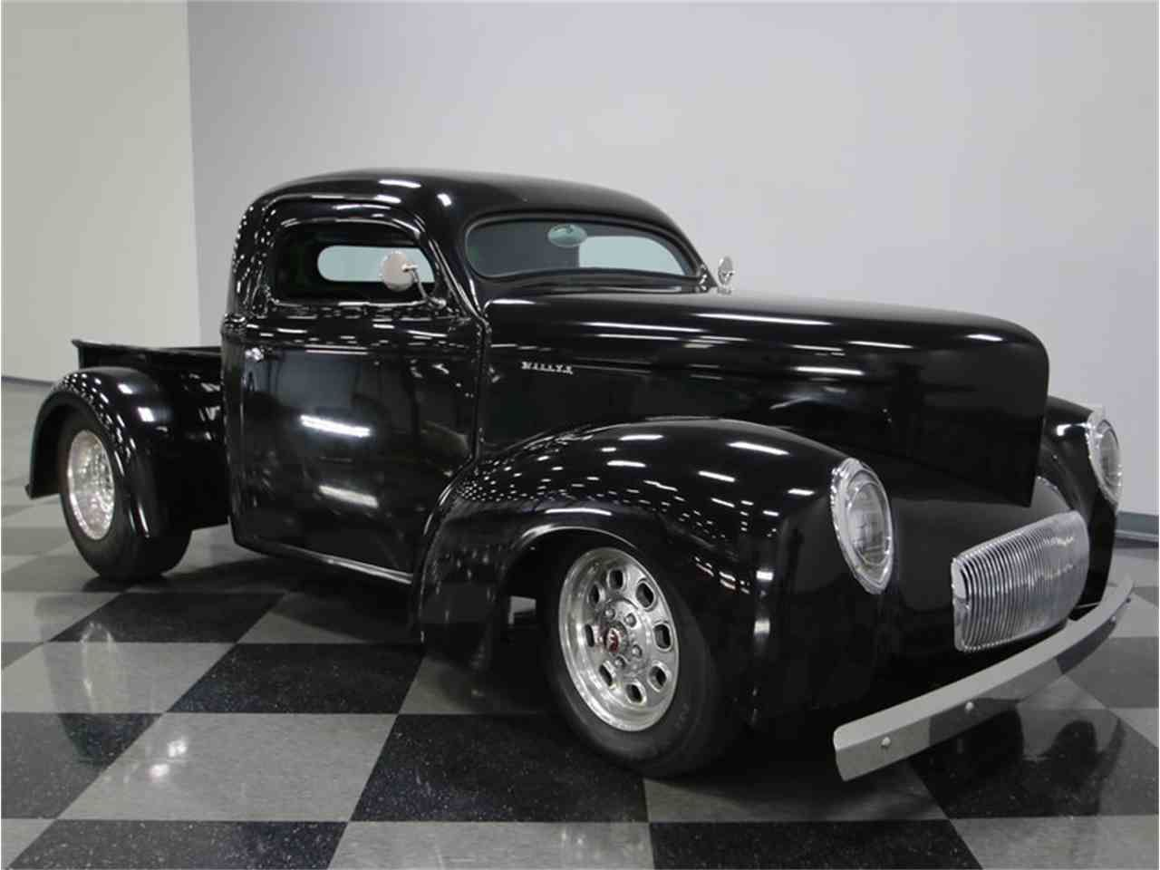 Rare Cars of the Past | 1941 Willys Pickup for Sale | ClassicCars ...