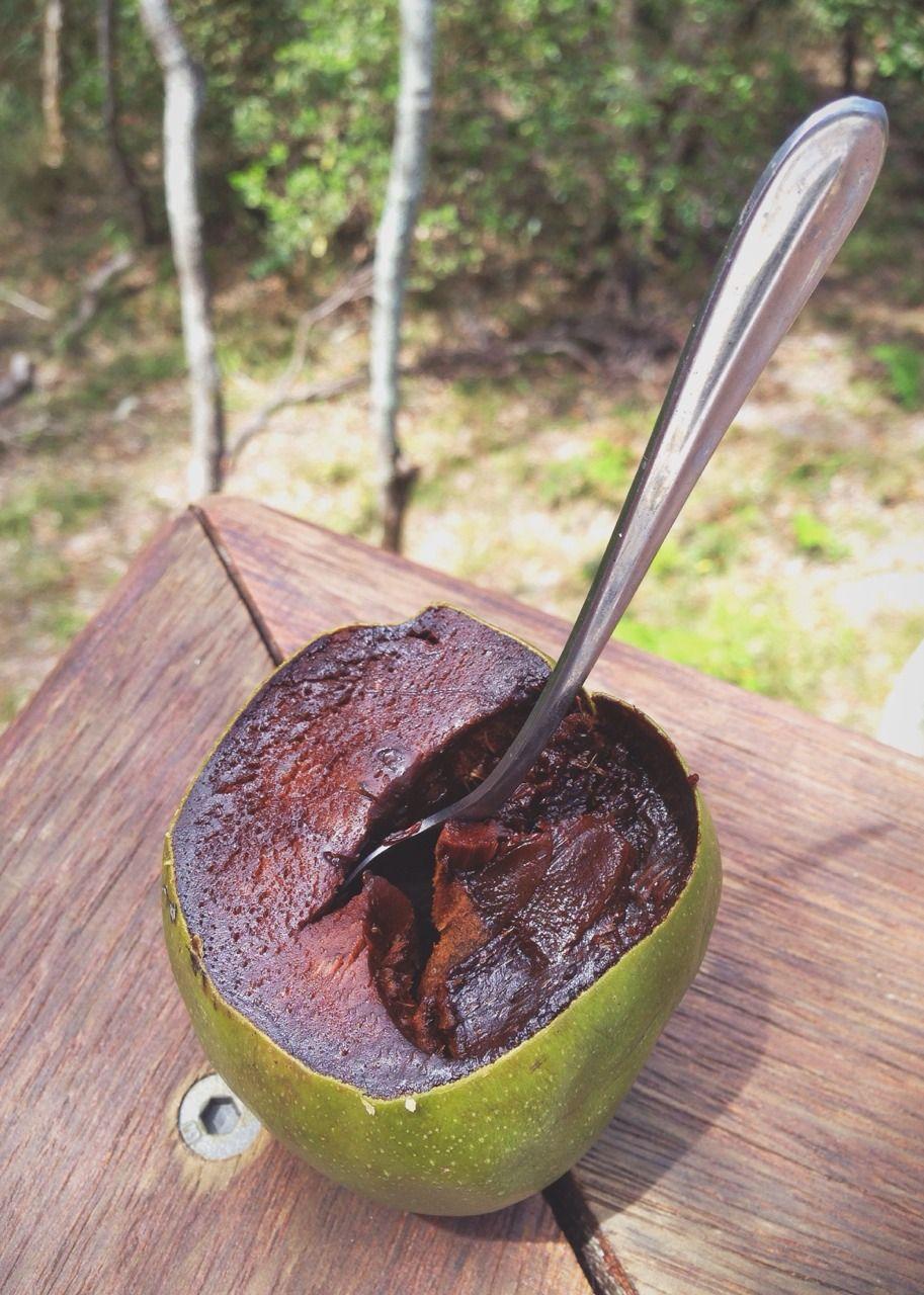 recipe: chocolate pudding fruit [23]