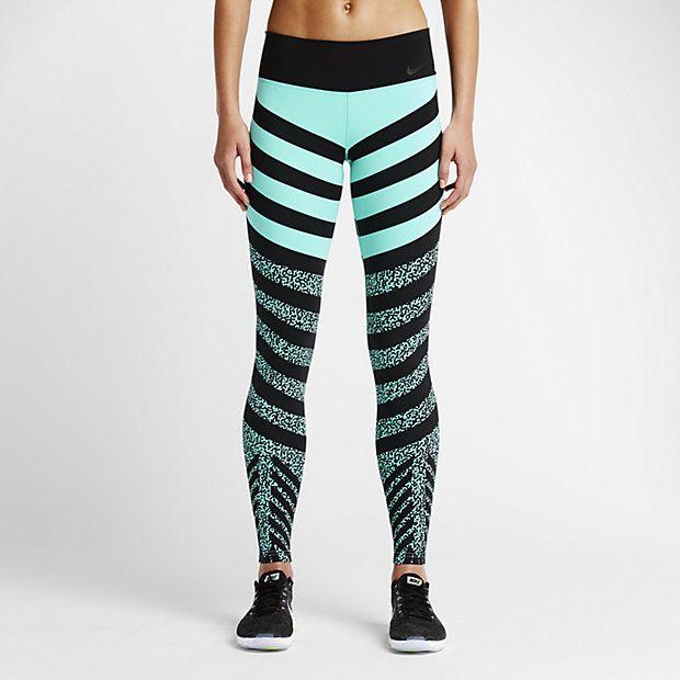 Nike Legendary Mezzo Zebra Tight Women's Training Pants - $109.97