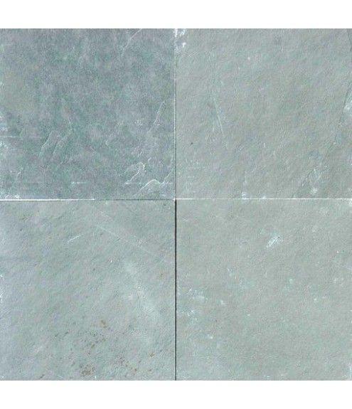 Shop Montauk Blue 12x12 Slate Tile Slate Tile Flooring Tile Floor