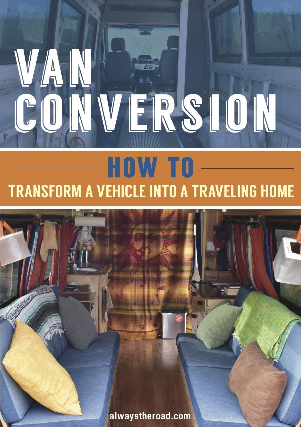 Conversion ebook truck interiors pinterest van life