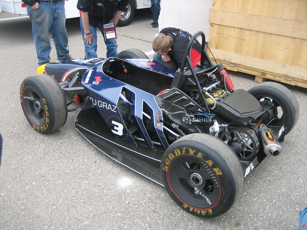 Formula SAE - Founded 1978 - is a Student Designed, Built ...