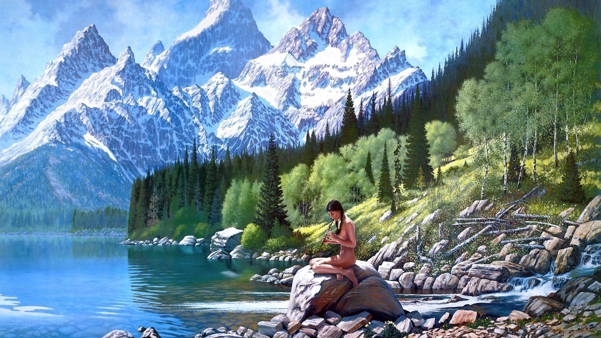 Wallpaper Nature Art 3d Photoshop Wallpaper Photoshop Wallpapers Hd Nature Wallpapers Qhd Wallpaper