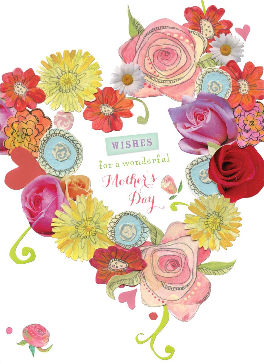 Show Your Love To Your Mum With Mothers Day Greeting Cards