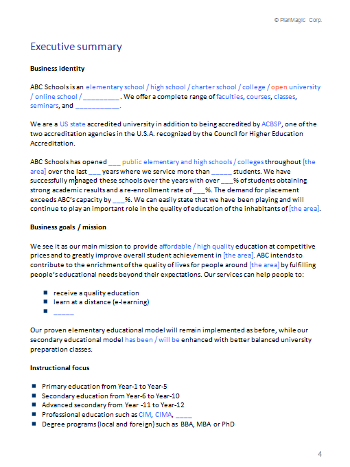 Cheap school business plan samples custom university essay ghostwriting sites ca