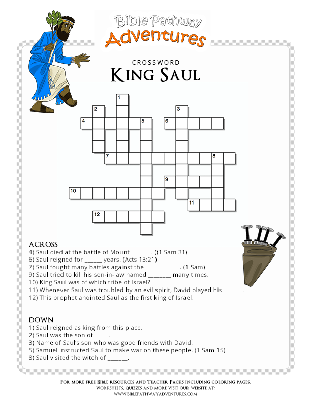 Meet King Saul - A Man Destroyed by His Own Jealousy