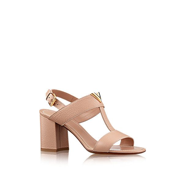 4e5a7d405116 New Wave Sandal in Women s Shoes collections by Louis Vuitton ...
