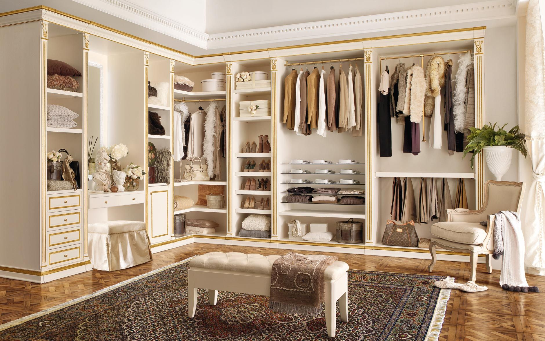 Cabina Armadio O Quarter : Cabina armadio benedetti mobili h&h dubai casa pinterest