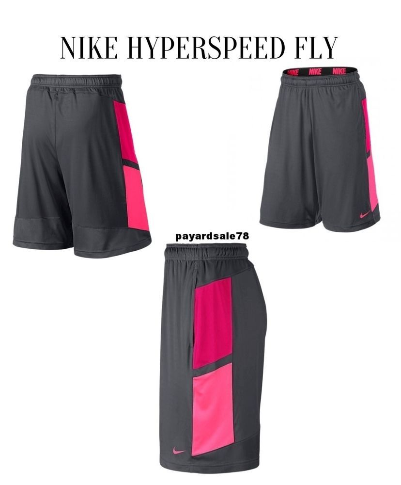 d2af9779f37b NEW MENS NIKE TRAINING SHORTS SIZE MEDIUM FLY KNIT FORCE HYPER PUNCH HYPER  SPEED  Nike  Shorts