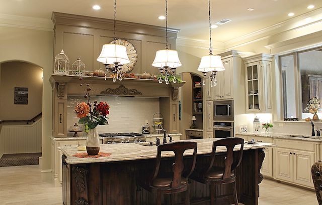 A Large Custom Kitchen Recently Completed By Trent Williams