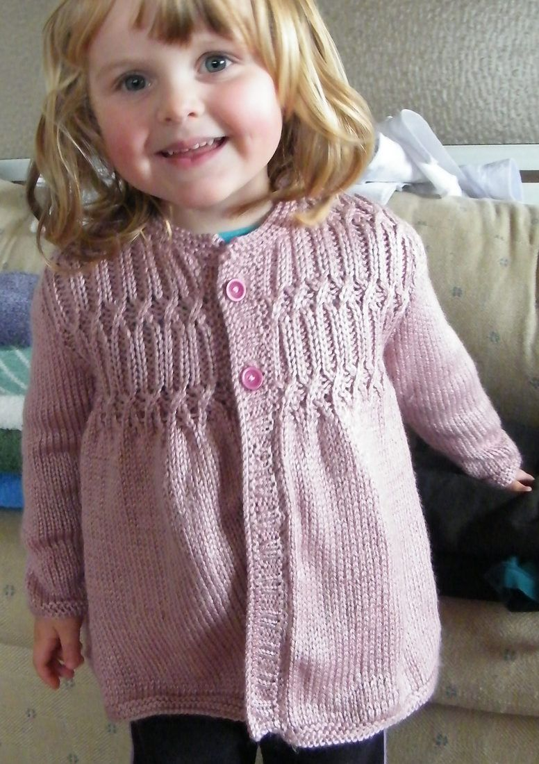 Cardigans For Children Knitting Patterns Free Knitting