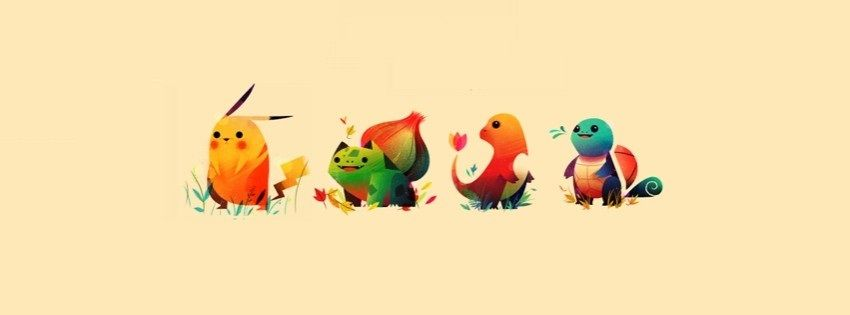 Some Facebook Covers You Might Appreciate Post Cute Pokemon Cute Pokemon Wallpaper Pokemon