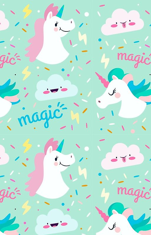 Unicorn Iphone Case By Davosseafood In 2020 Unicorn Wallpaper Cute Unicorn Wallpaper Cute Wallpaper For Phone