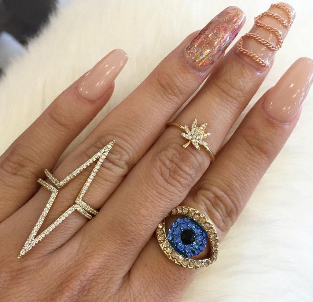 Gold evil eye ring | Bob marley, Bobs and Fancy