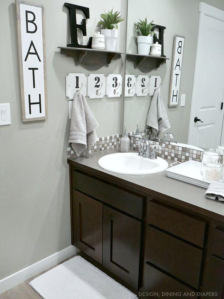 Kids Bathroom Decor Boys Bathroom Ideas Kid Bathroom Decor