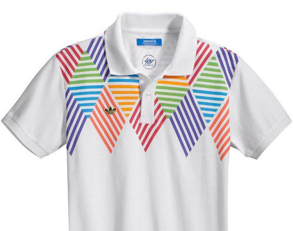 adidas trefoil polo shirt